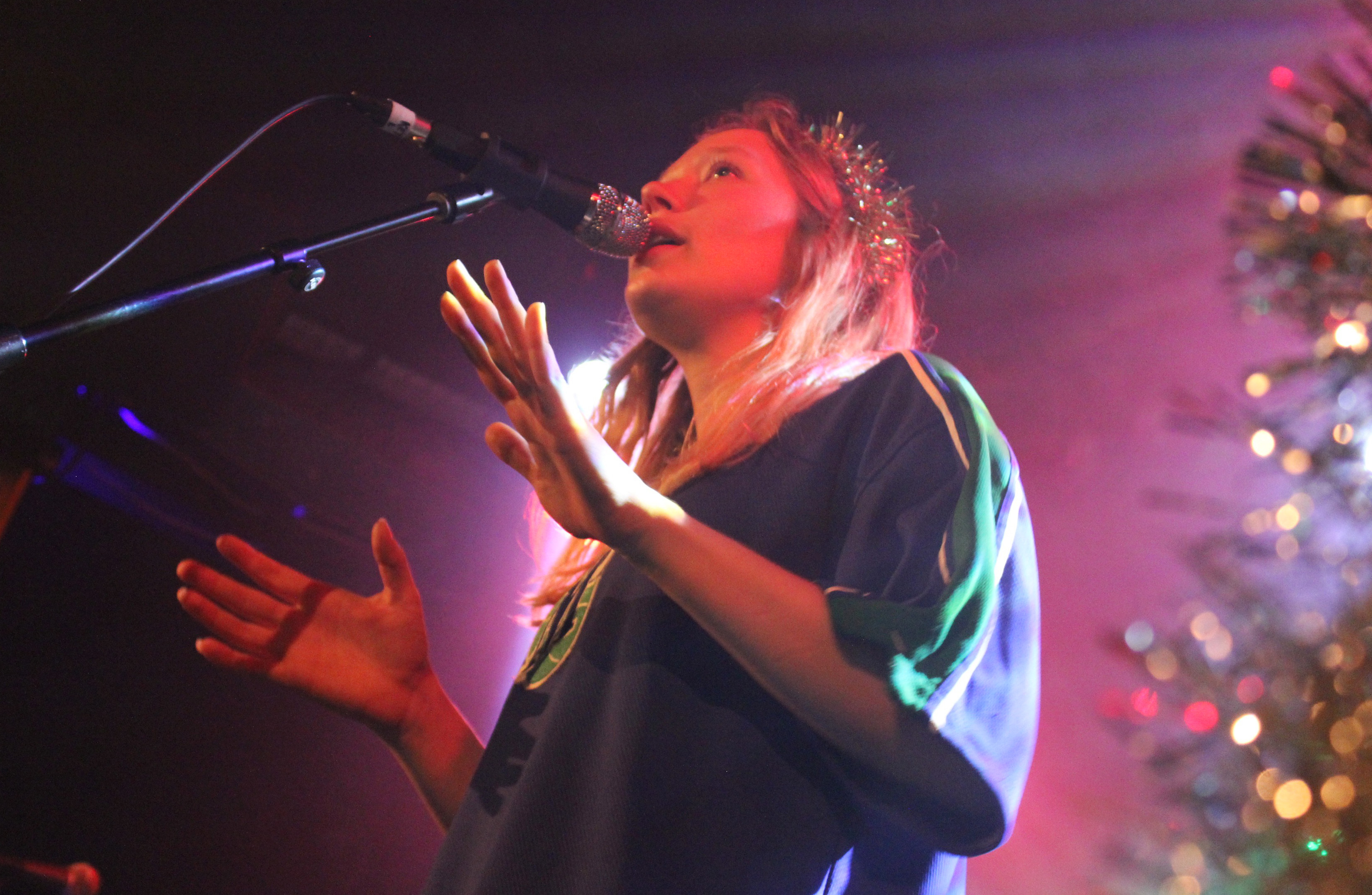 FBi Presents Phantastic Ferniture's Xmas Extravaganza at Oxford Art Factory | Photo by Elisha May