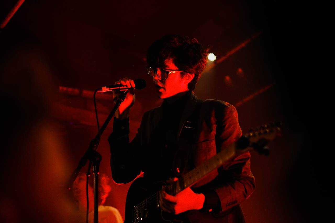 FBi Presents Car Seat Headrest at Oxford Art Factory | 25.1.17 | Photo by Sunny Lei