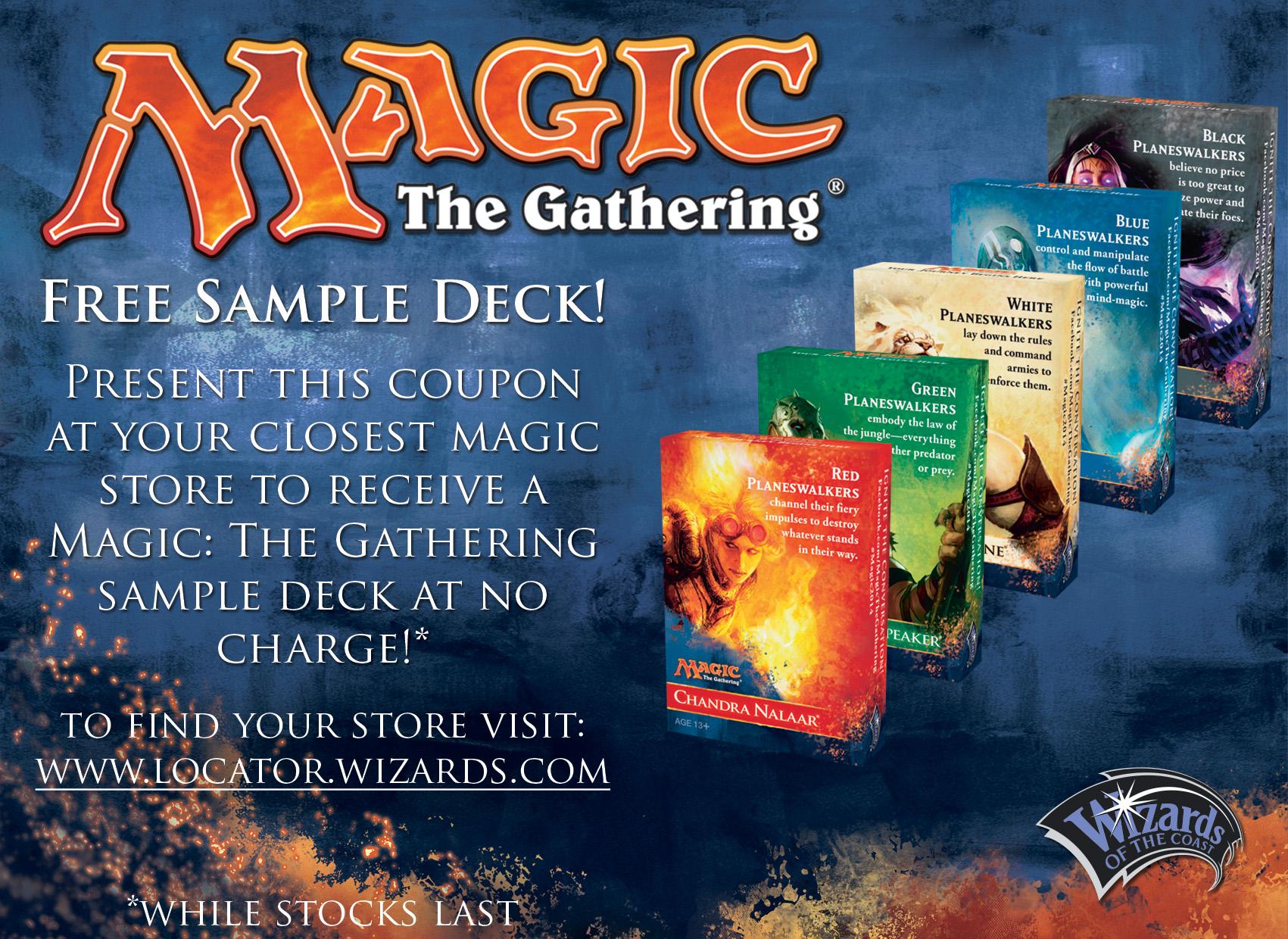 Magic: The Gathering | FBi Radio