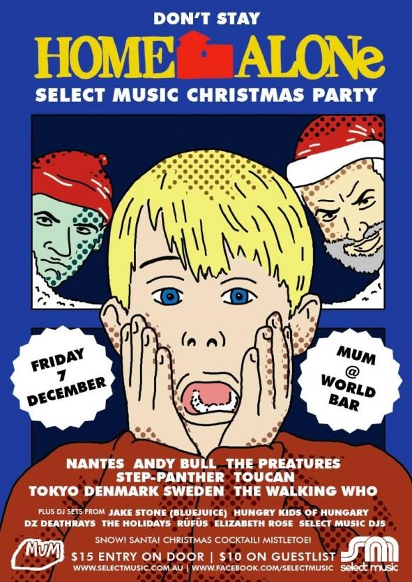 Christmas Spirit :: Select Music Christmas Party + Mixtape | FBi Radio