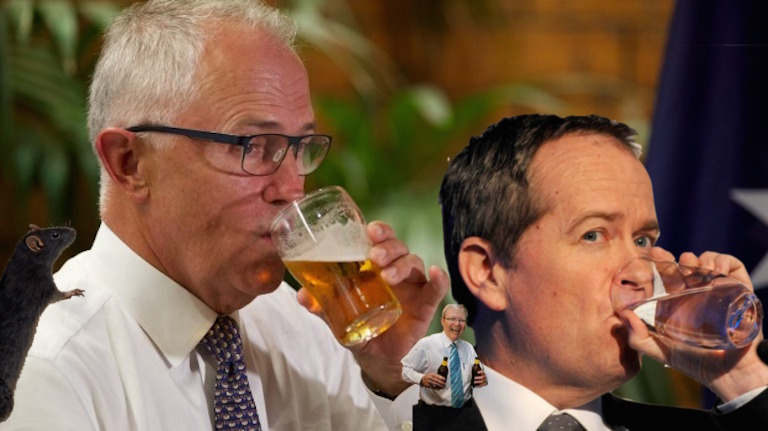 Election Drinking Game 2016