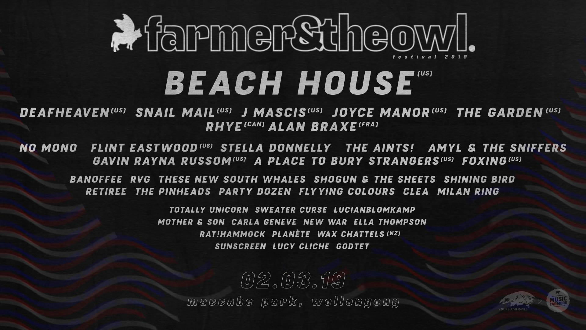 Giveaway Win A Double Pass to Farmer & The Owl Festival