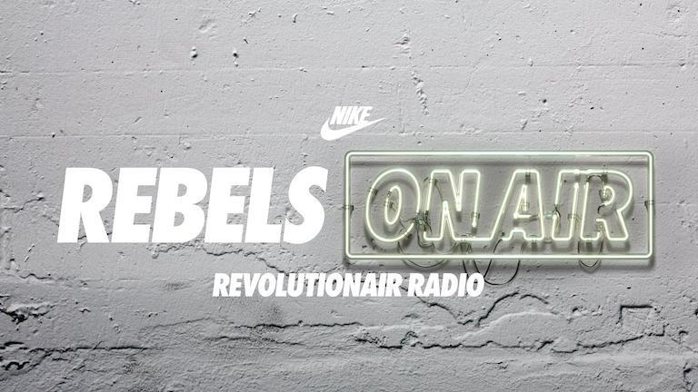 Rebels On Air: Revolutionair Radio   FBi Radio