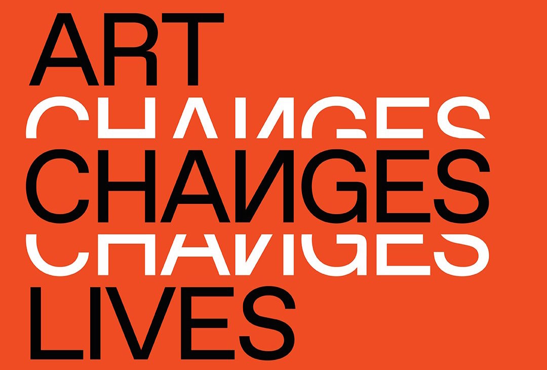 Art Changes Lives instagram