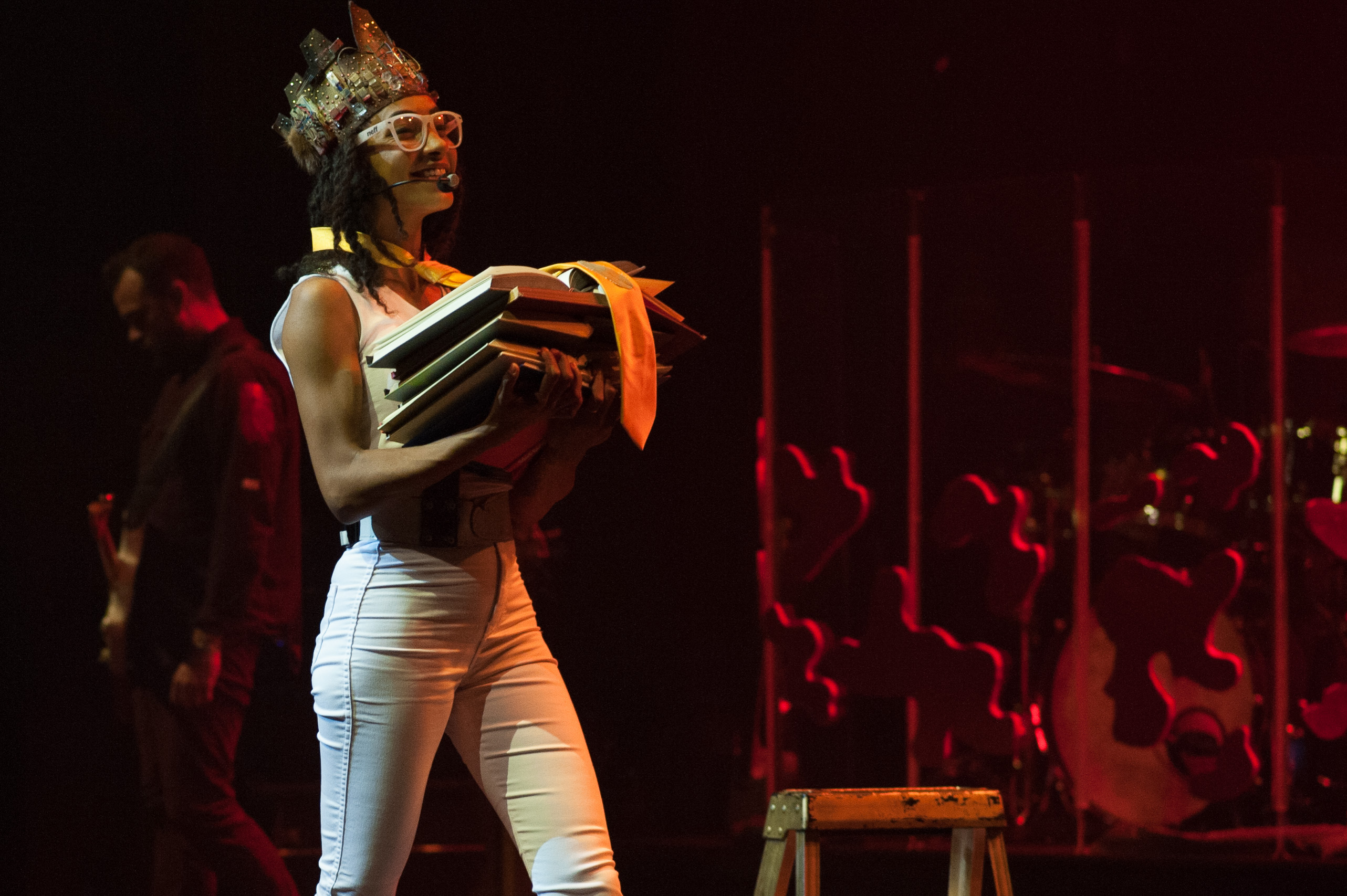 FBi Presents: Esperanza Spalding at Sydney Opera House