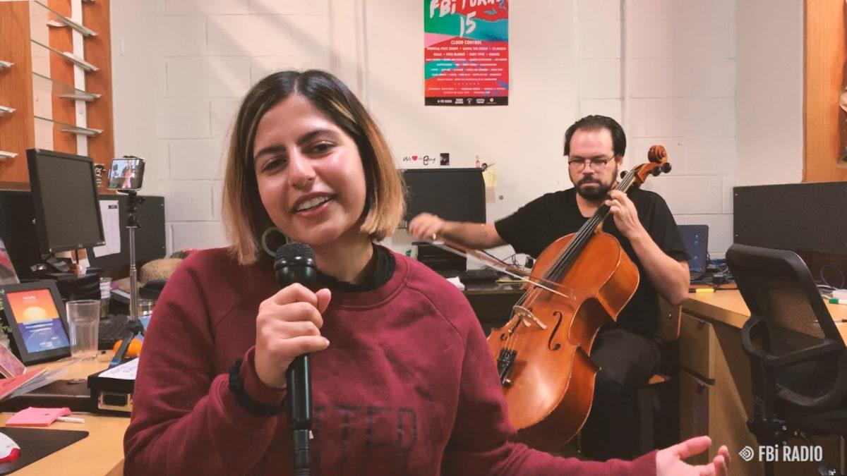 Kelsey Lu Tanya Ali