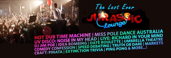 Jurassic Lounge