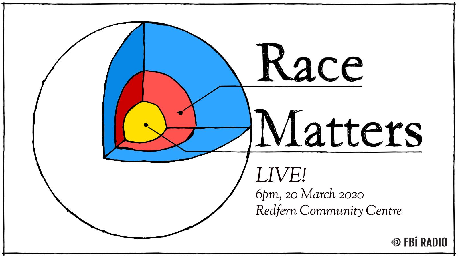 Race Matters Live