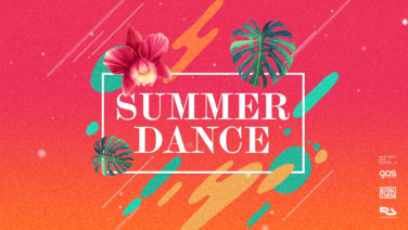 Summer Dance, Mike Huckaby, National Art School