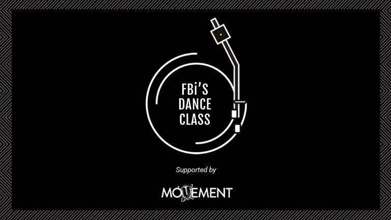 FBi's Dance Class 2016