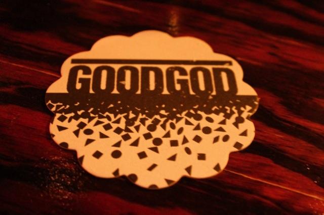 goodgod coaster